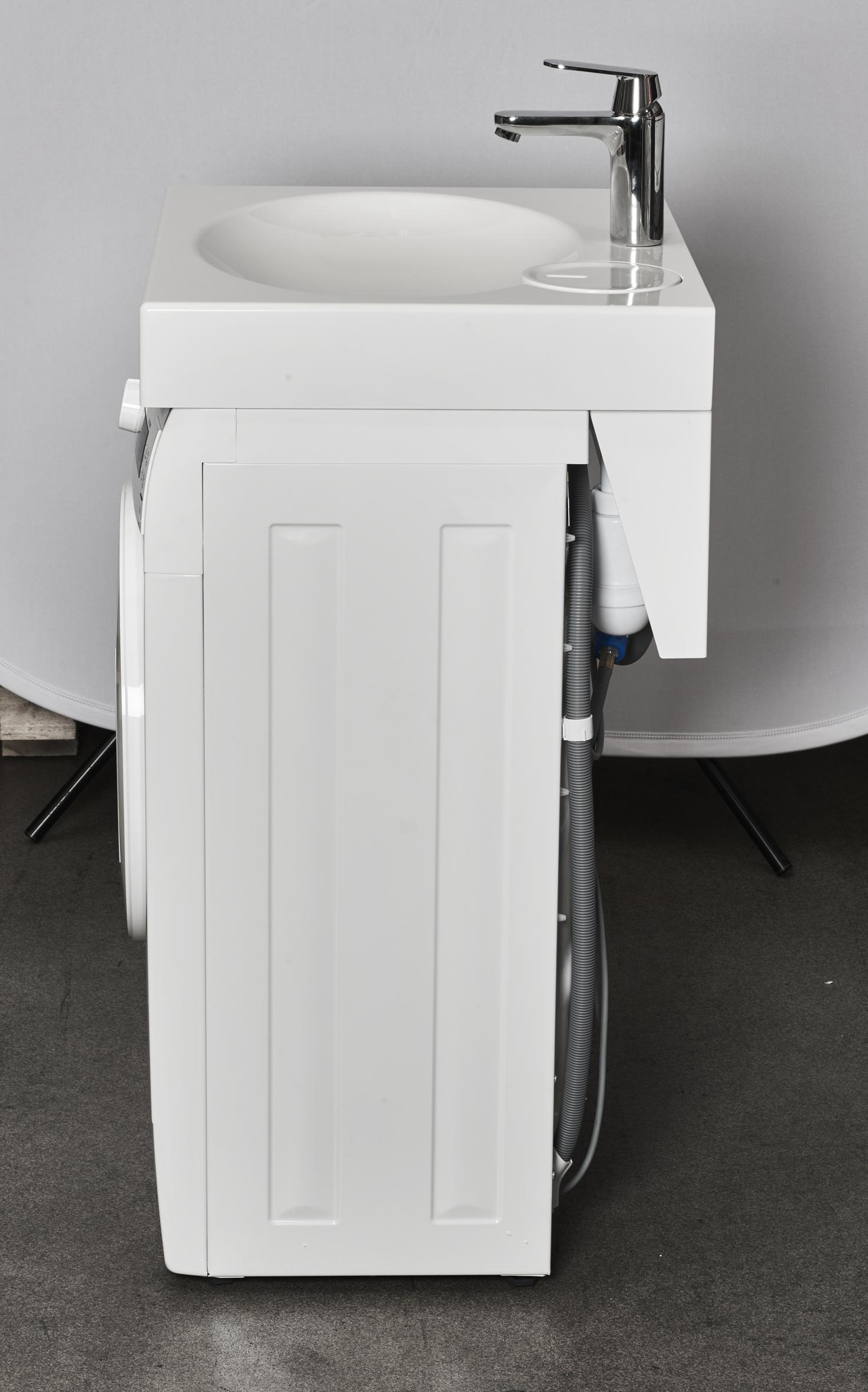 Picture of: Flyt Vaskeriet Hjem Under Handvasken