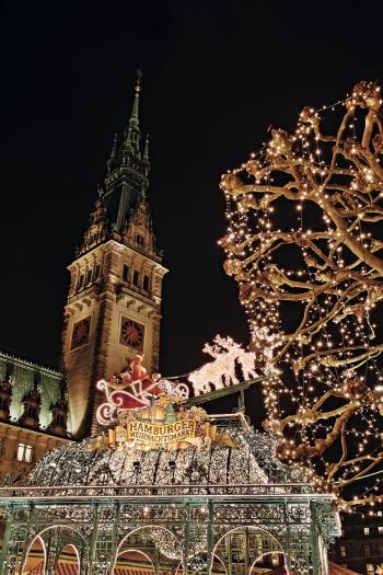 Tysk jul på Hovedbanegården